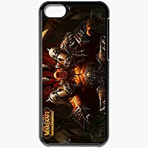 diy phone casePersonalized ipod touch 5 Cell phone Case/Cover Skin Warcraft 3 Wallpaper Games Blackdiy phone case