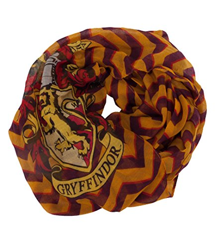 Scarf Harry Official Potter (elope Harry Potter Gryffindor Infinity Scarf for Women by)