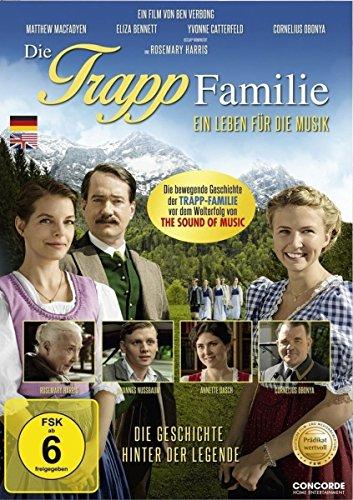 Die Trapp Familie - Ein Leben für die Musik (The Von Trapp Family A Life Of Music)