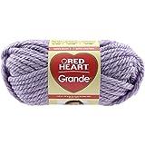 RED HEART E826-450 Grande Yarn, Wisteria