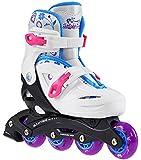 Nils Inlineskates verstellbare Inliner Kinderinliner Inlineskates für alle Skates Inlineskating Inline Skate NJ0321A