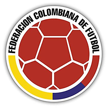 Colombia National Team Retro Soccer Football Art Decor Vinyl Sticker 5 ...