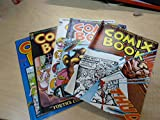 img - for Comix Book -- Complete 5 Issue Run book / textbook / text book