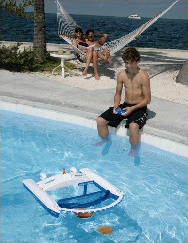 3. Jet Net Remote Control Pool Skimmer
