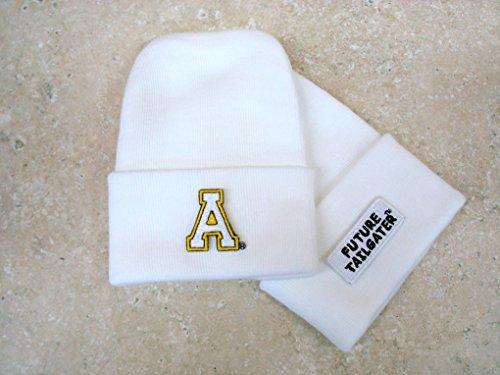 Appalachian State Newborn Knit Cap