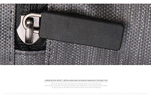 35L High-Capacity Freizeittasche Laptop Rucksack Oxford Travel Outdoor Schnalle Environmental Daypack B 87H60Dsx0w