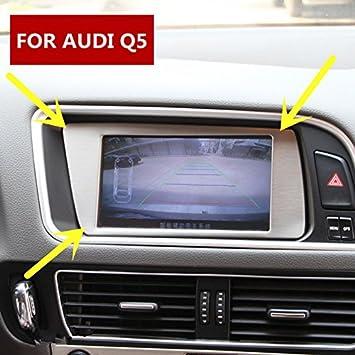 Interior Centro Consola marco de navegación GPS de coche: Amazon.es: Coche y moto