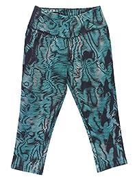 Nike Dri Fit Legendary Night Light Training Capri Pants Tights