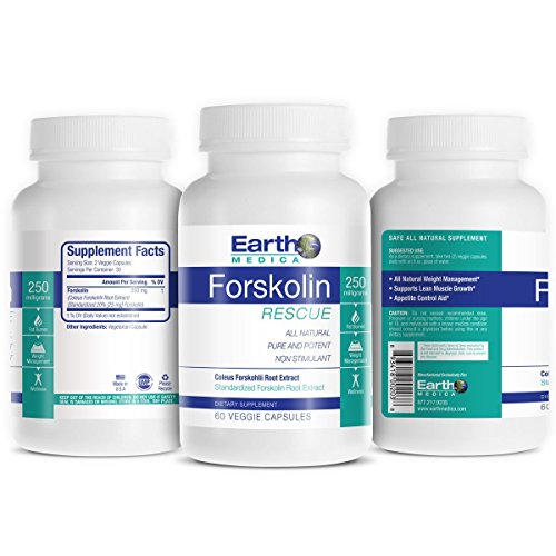 Forskolin FORSKOLIN Supplement Forskohlii Standardized product image