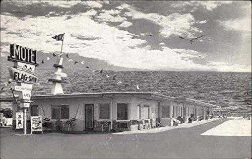 Flagship Motel St. Petersburg, Florida Original Vintage - Flagship Com