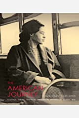 The American Journey: A History of The United States, Combined Volume (Chapters 1-31) Hardcover