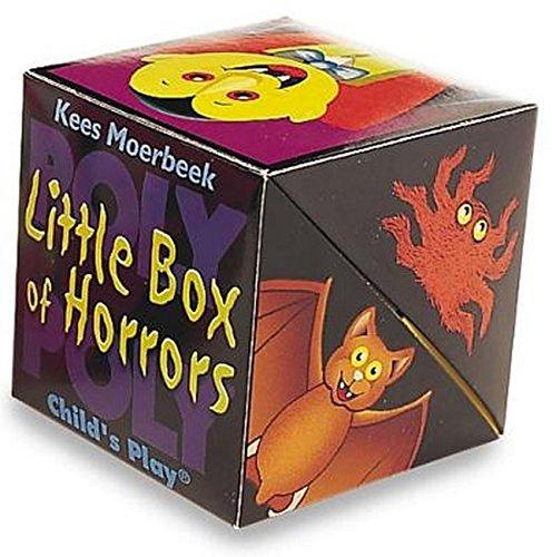 Wood Die Cut - Little Box of Horrors