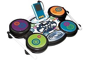 Simba Toys 106835639 - My Music World - Batería con puerto para MP3 [importado de Alemania]