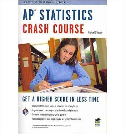 AP Statistics Crash Course (Crash Course (Research &