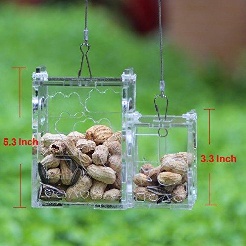 3 4 In Octagon Bird Toys : Kintor parrot creative foraging toy feeder bird cage big