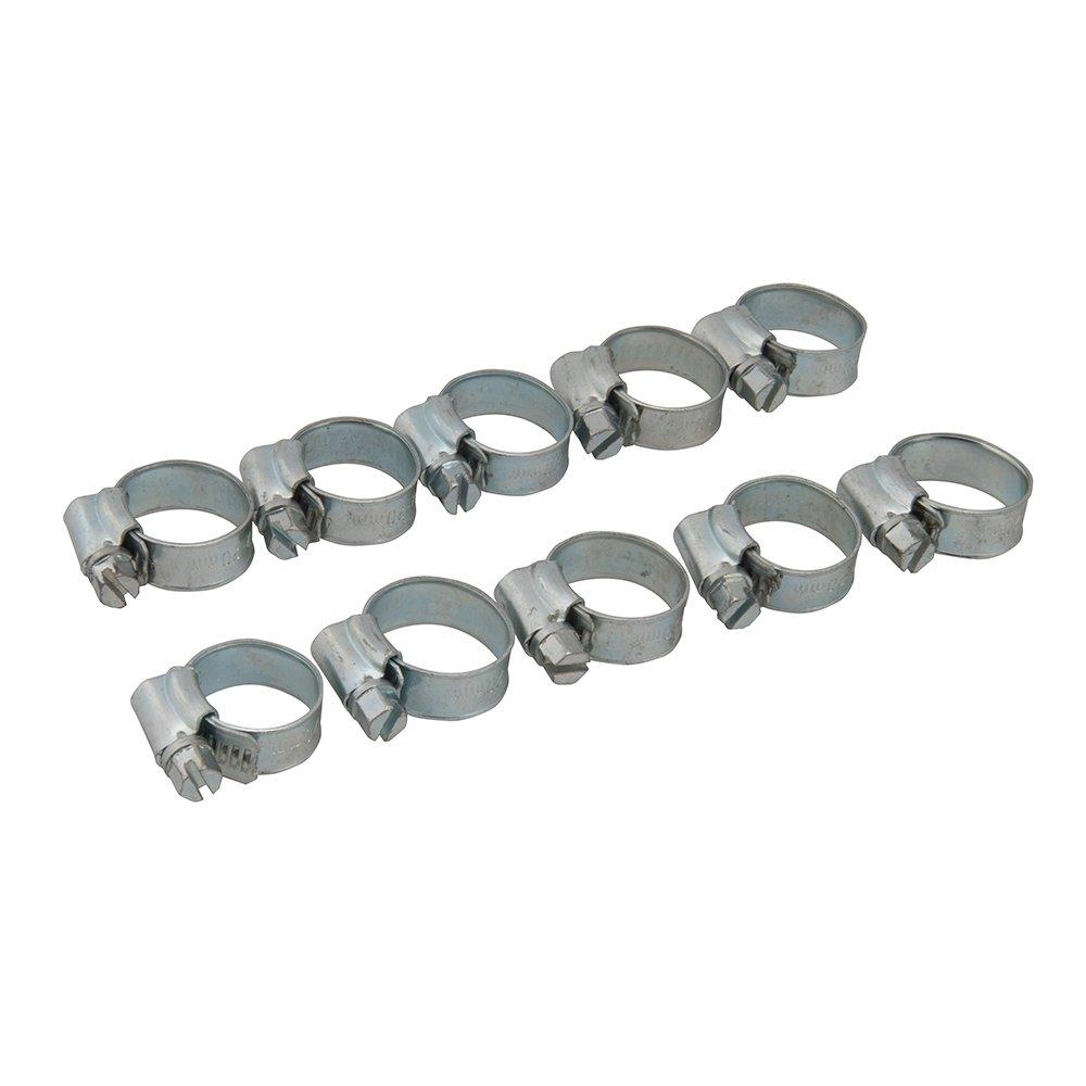 Abrazaderas para mangueras 9.5-12 mm OOO FIXMAN 10 piezas