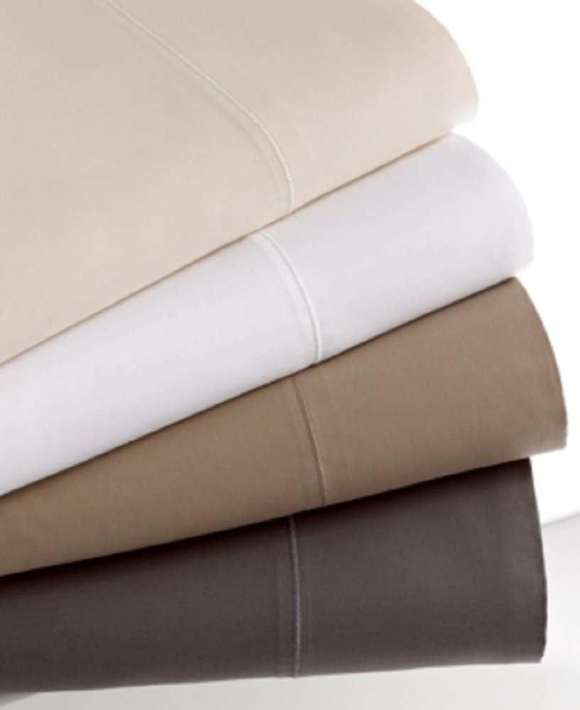 Hotel Collection 700 Thread Count Solid MicroCotton California King Fitted Sheet
