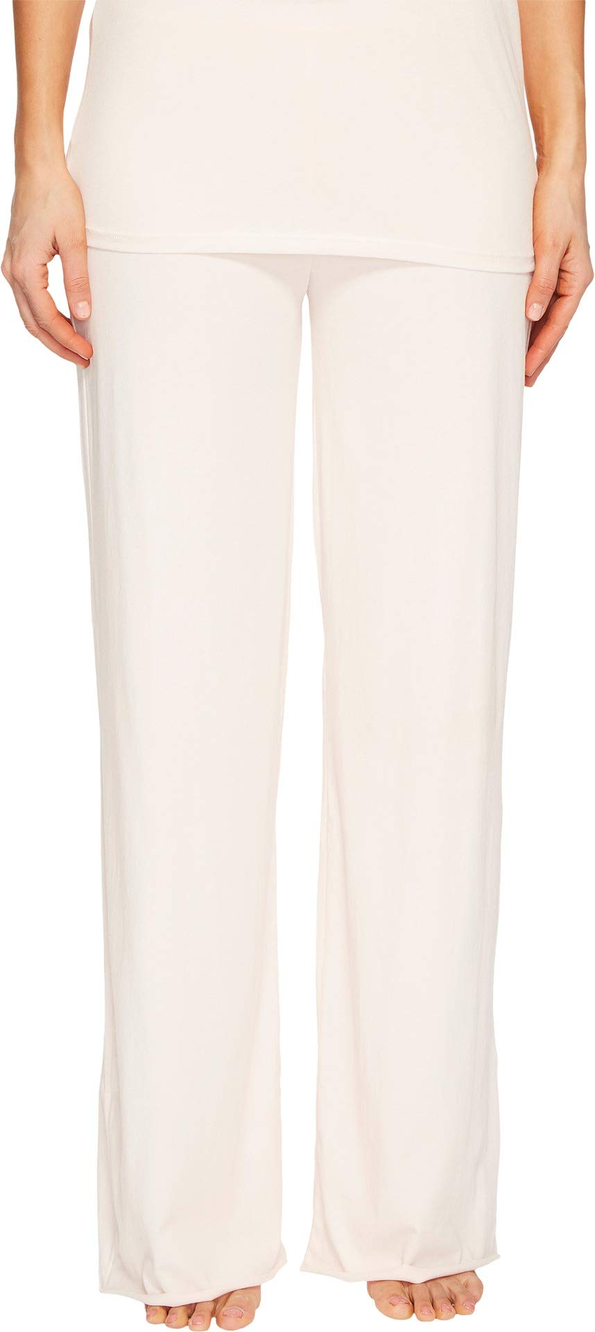 Skin Women's Double Layer Pants Pearl Pink 4