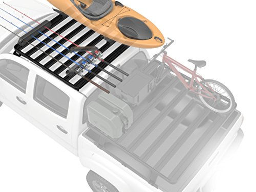 Cheap Toyota Tacoma Double Cab Roof Rack / Full Size Aluminum Off-Road Slimline II Cargo Carrier – by Front Runner