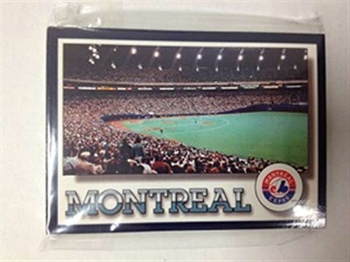 1994 Score Montreal Expos Team Set