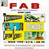 Fab: Music From Gerry Anderson TV Shows / Tv Ost