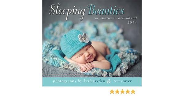 Sleeping Beauties Newborns In Dreamland 2014 Boxeddaily Calendar