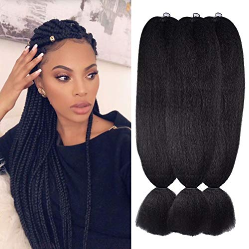 Kanekalon Synthetic Braiding Temperature Extensions product image
