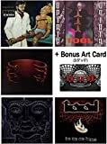 Tool: Complete Studio Album CD Collection with Bonus Art Card