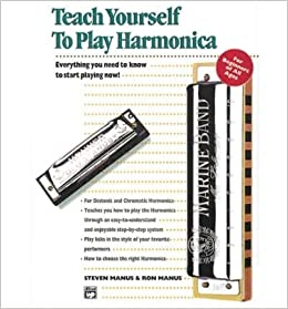 Alfred's Teach Yourself to Play Harmonica: Everything You Need to Know to Start Playing Now!, Book & Enhanced CD (Teach Yourself) (Paperback) - Common