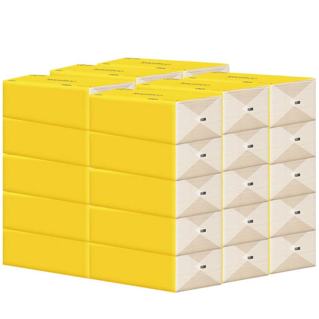 家庭用経済トイレットペーパー - 無香料竹繊維、3層294枚、27袋 B07RRQNFSK
