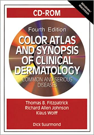 Color atlas synopsis of clinical dermatology