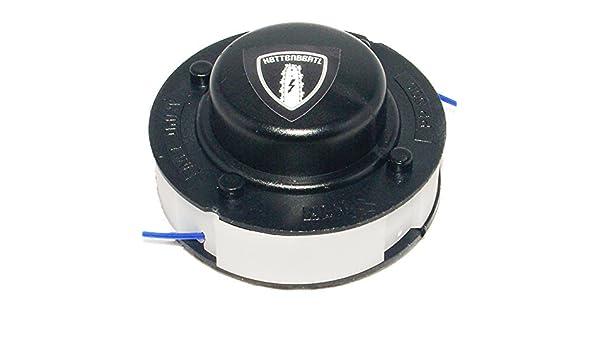 Bobina de cable para cortabordes apto para gardol (Bauhaus) rt2950l libre Schneider: Amazon.es: Bricolaje y herramientas