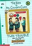 Twin Trouble, Ann M. Martin, 059069202X