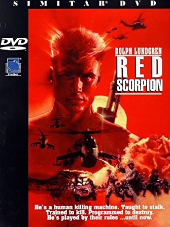 Red Scorpion BD 1989 [Blu-ray]: Amazon.de: Dolph Lundgren