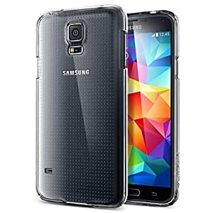 DUR Transparent Thin Hard Case for Samsung Galaxy S5 I9600