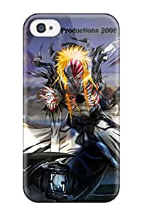 New Bleach Tpu Case Cover, Anti-scratch ThomasSFletcher Phone Case For Iphone 4/4s