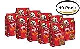 PACK OF 10 - Purina ALPO Prime Cuts Savory Beef Flavor Dog Food 4 lb. Bag