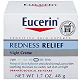 Cheap Eucerin Redness Relief Soothing Night Creme 1.70 oz (Pack of 5)