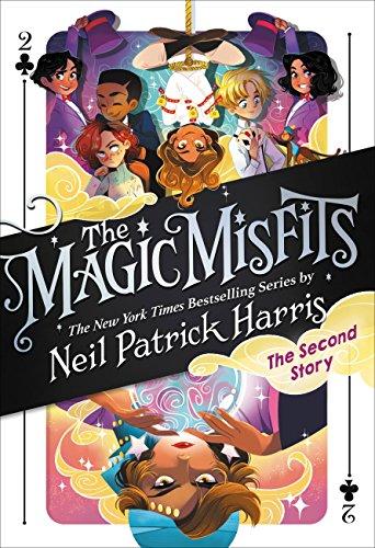 Patrick Neil Harris Gay (The Magic Misfits: The Second)