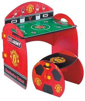 Born To Play Man Utd Desk U0026 Stool