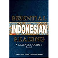 Essential Indonesian Reading: A Learner's Guide