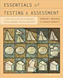 E.S. Neukrug's,R. C. Fawcett's Essentials of Testing and Assessment 2nd(second) edition (Essentials of Testing and Assessment: A Practical Guide for Counselors, Social Workers, and Psychologists [Paperback])(2009)