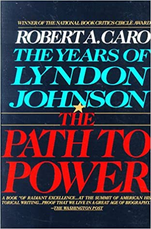 Image result for robert caro the years of lyndon johnson amazon