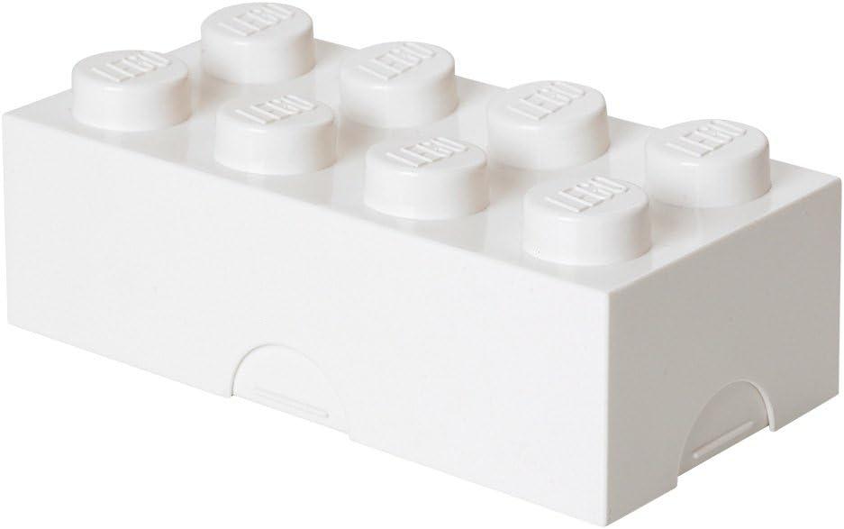 LEGO Lunch Box, White