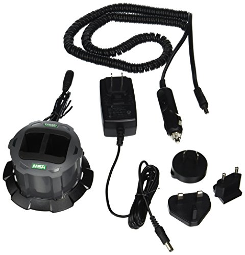 MSA 10147388 E6000 Vehicle Kit, Thermal Imaging Camera, Multi-Use Charger, European