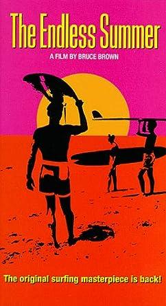 Amazon Endless Summer VHS Robert August Michael Hynson