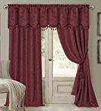 Best Home Fashion Blackout Curtains 95s - Elrene Home Fashions 026865901528 Blackout Energy Efficient Room Review