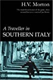 Front cover for the book A Traveller in Italy by H. V. Morton