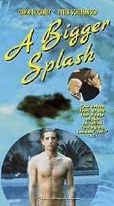 Bigger Splash [VHS]