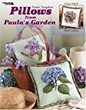 img - for Pillows from Paula's Garden (Leisure Arts #3493) book / textbook / text book